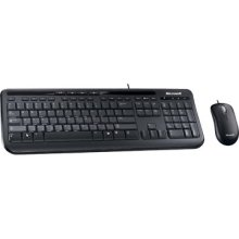Microsoft Wired Desktop 600 Keyboard and Mouse